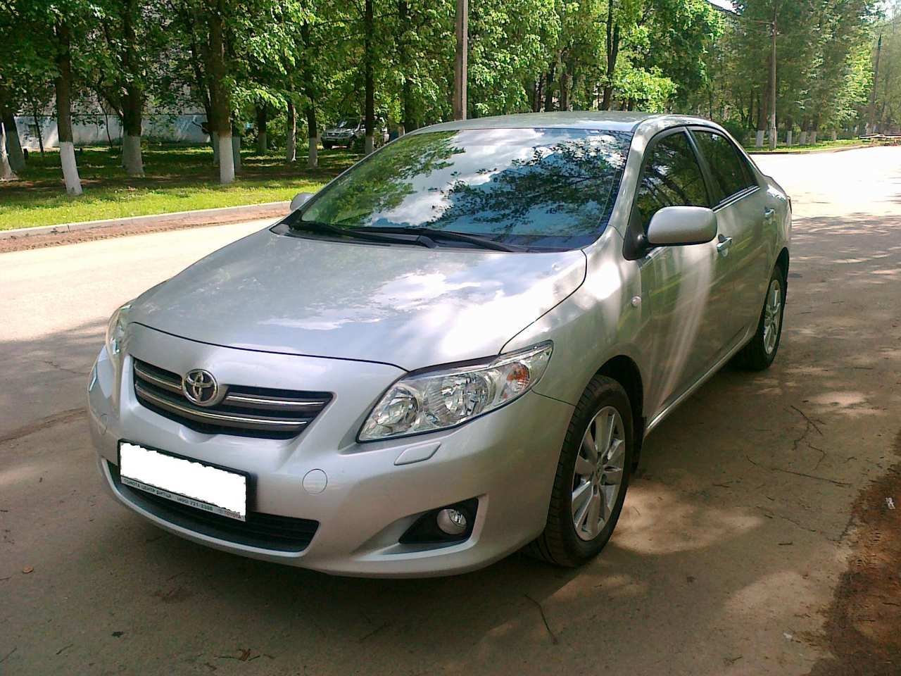 used 2009 toyota corolla photos 1600cc gasoline ff automatic for sale. Black Bedroom Furniture Sets. Home Design Ideas