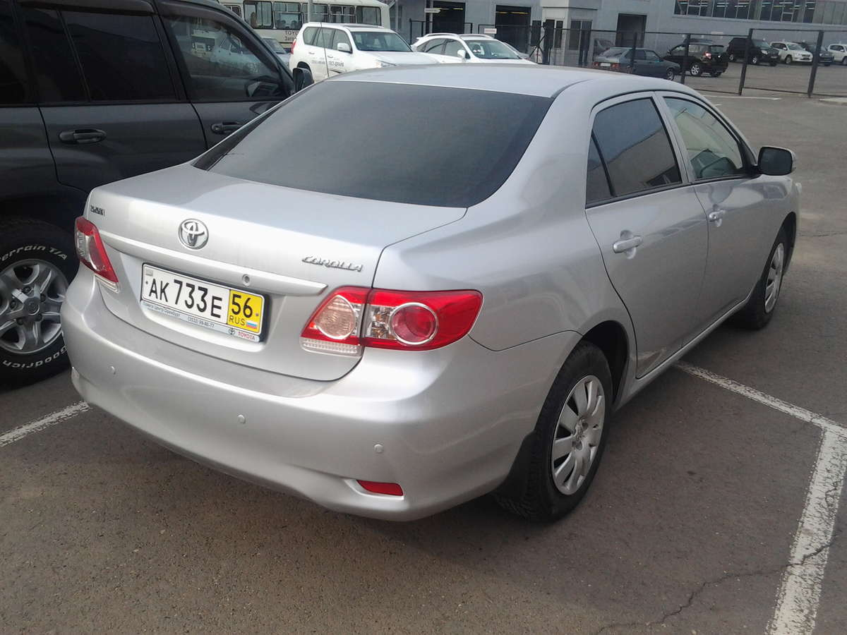 used 2010 toyota corolla photos 1600cc gasoline ff automatic for sale. Black Bedroom Furniture Sets. Home Design Ideas