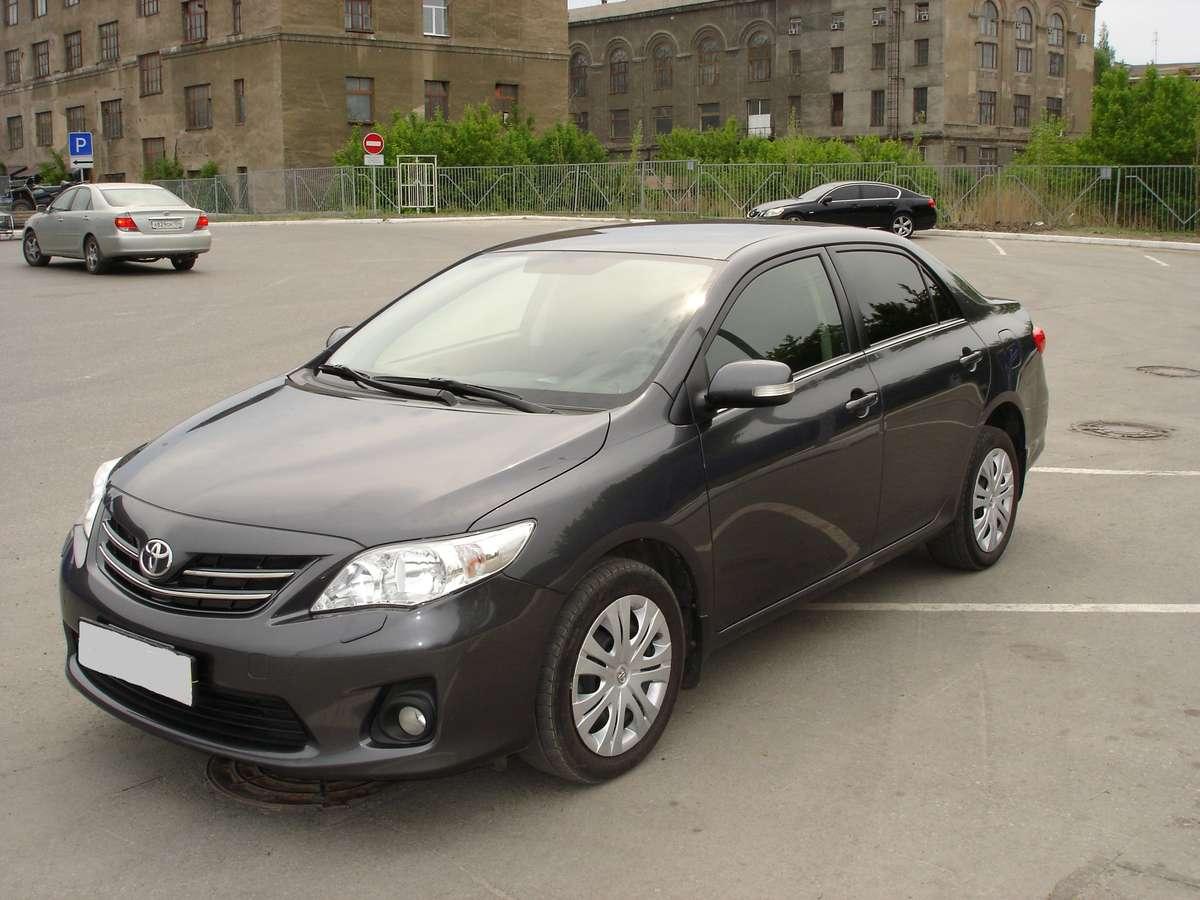 2010 Toyota Corolla specs, Engine size 1600cm3, Fuel type ...