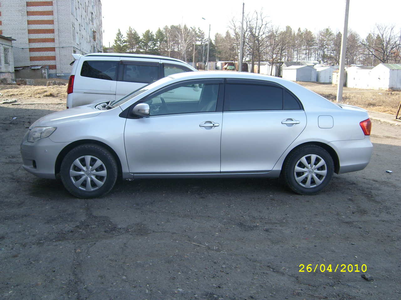2008 toyota corolla axio pictures gasoline ff cvt for sale. Black Bedroom Furniture Sets. Home Design Ideas