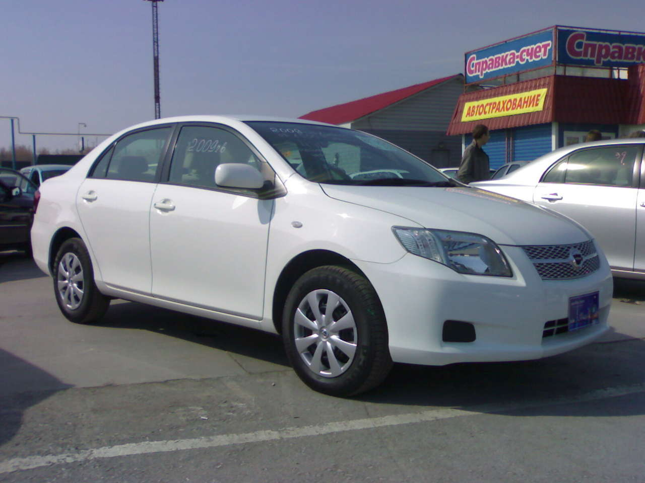 used 2009 toyota corolla axio photos 1500cc gasoline cvt for sale. Black Bedroom Furniture Sets. Home Design Ideas
