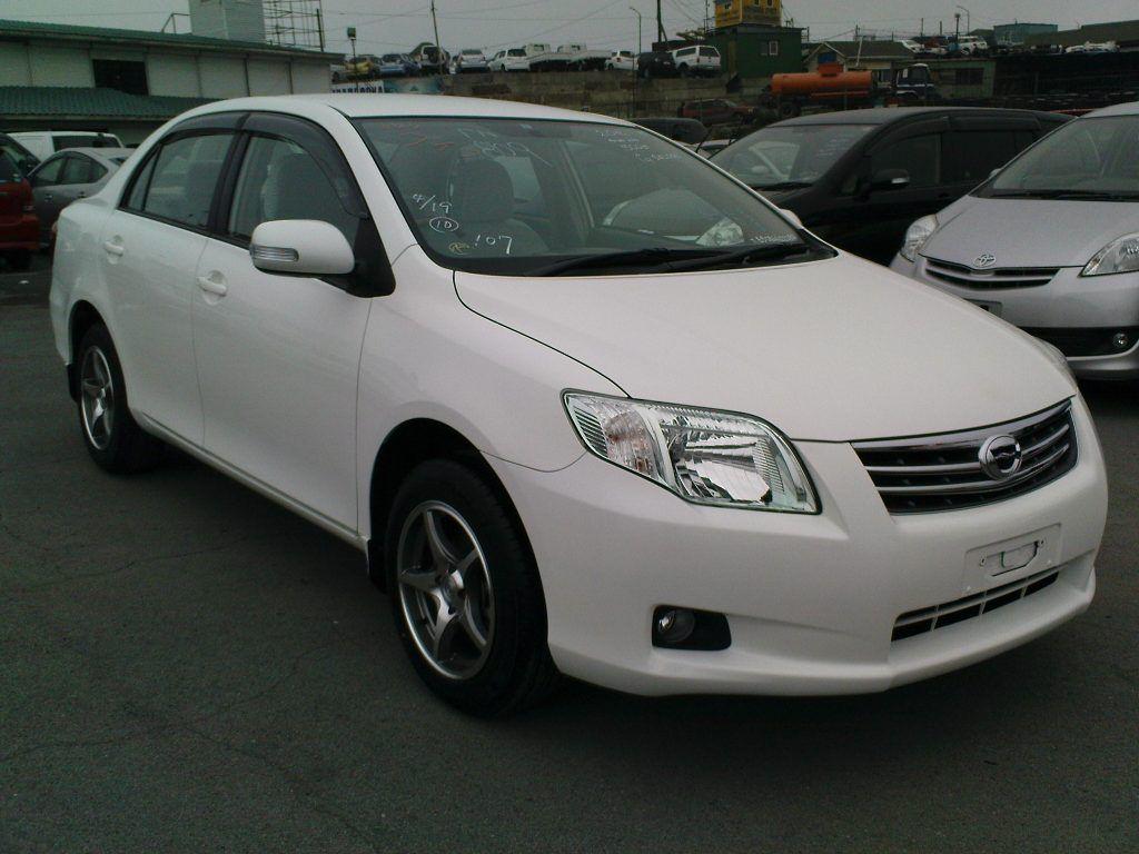 2011 Toyota Corolla AXIO Pictures, 1.5l., Gasoline, FF ...