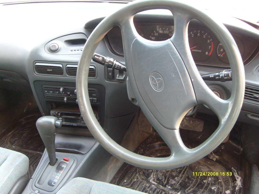 1994 Toyota Corolla Ceres Pictures, 1600cc., Gasoline, FF