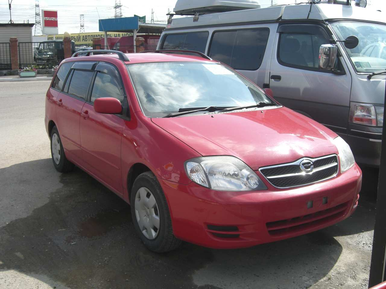 used 2002 toyota corolla fielder photos 1500cc gasoline ff automatic for sale. Black Bedroom Furniture Sets. Home Design Ideas