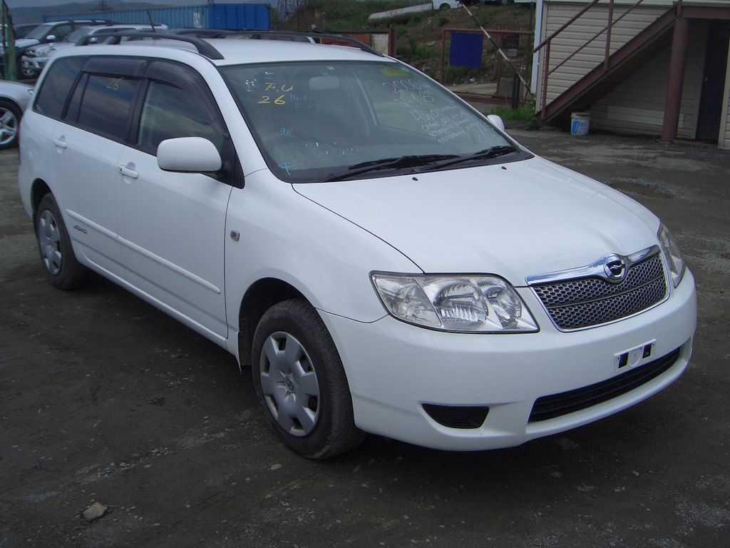 2007 Toyota Corolla For Sale >> 2006 Toyota Corolla Fielder Pictures, 1800cc., Gasoline, Automatic For Sale
