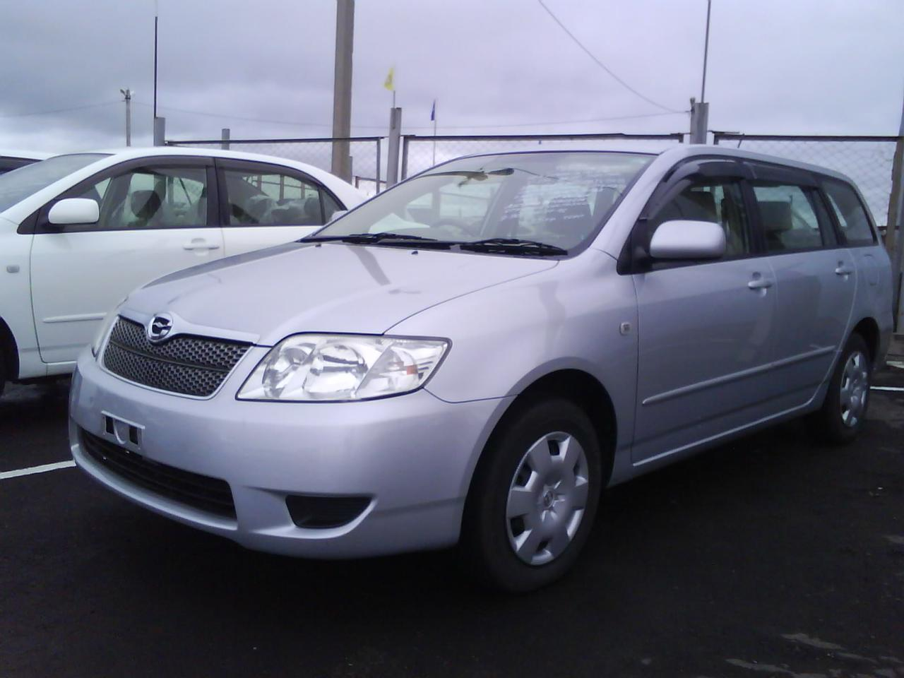 2006 Toyota Corolla For Sale >> 2006 Toyota Corolla Fielder Photos, 1.5, Gasoline, FF, Automatic For Sale