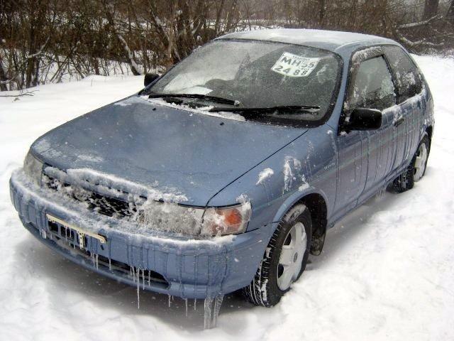 1993 Toyota Corolla Ii Pictures