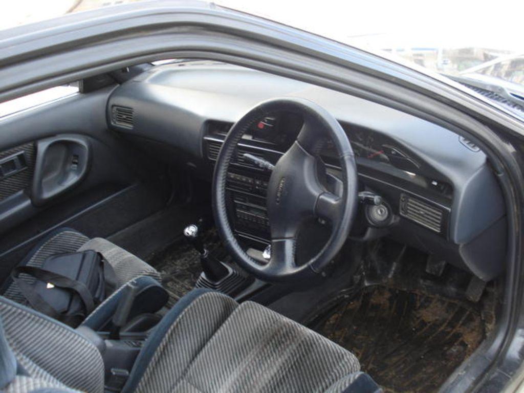Modified Toyota Corolla 1990 1990 Toyota Corolla Levin