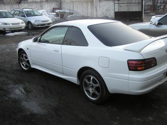 1998 Toyota Corolla Levin Pictures 16l Gasoline FF Manual