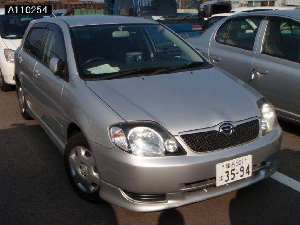 2002 toyota corolla runx pictures 1800cc gasoline ff automatic for sale. Black Bedroom Furniture Sets. Home Design Ideas