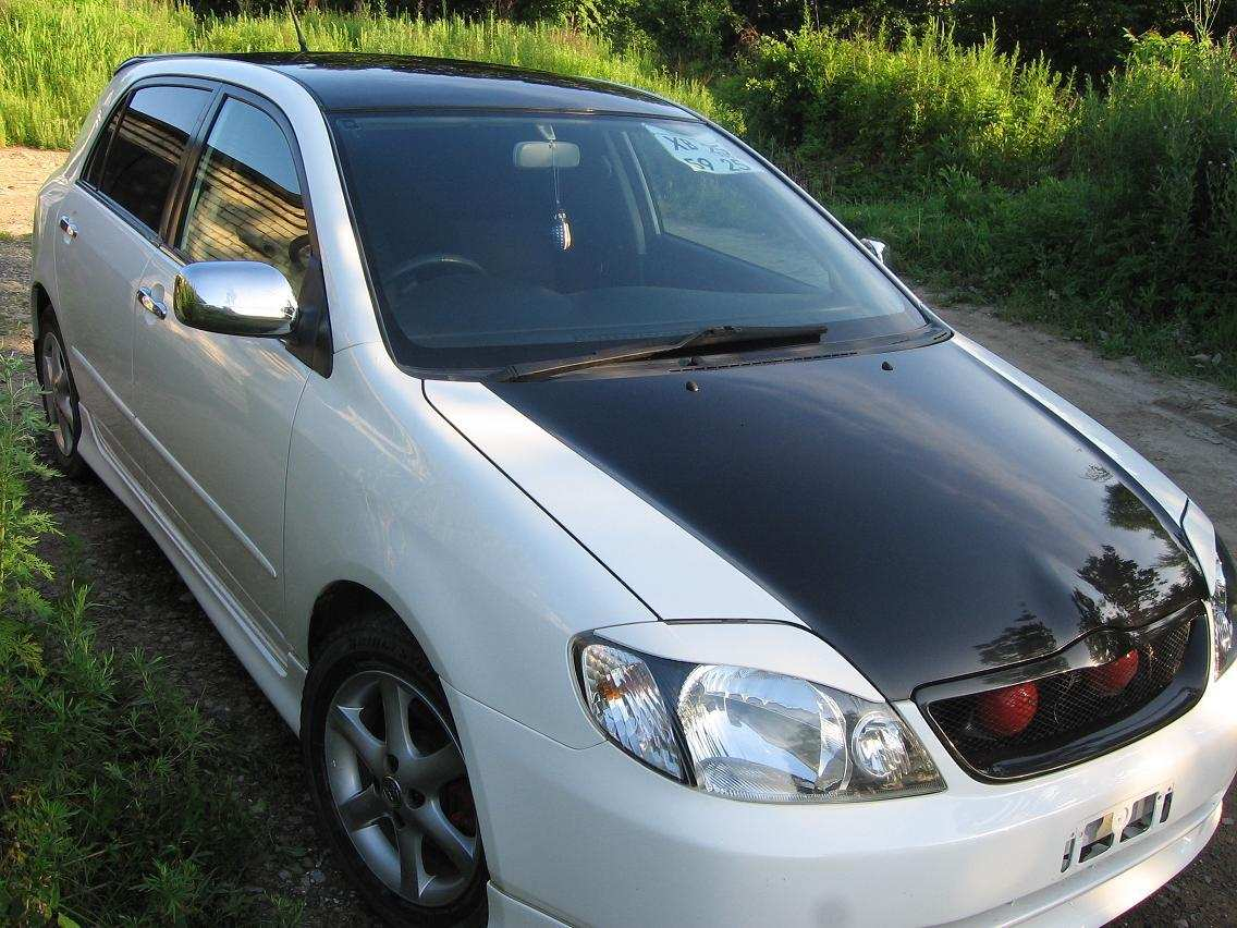 2002 toyota corolla runx pictures ff manual for sale. Black Bedroom Furniture Sets. Home Design Ideas