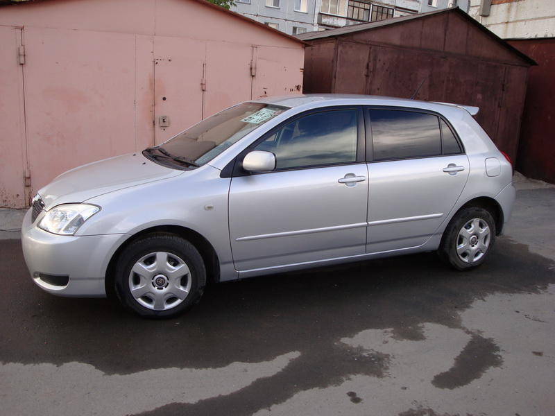 Used 2003 Toyota Corolla Runx Photos  1500cc   Gasoline