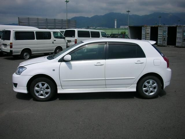 used 2005 toyota corolla runx wallpapers