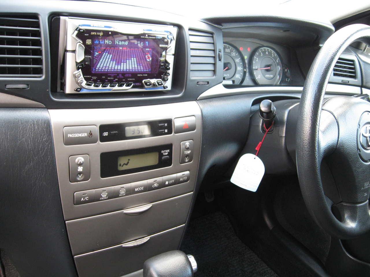 2005 Toyota Corolla RUNX For Sale