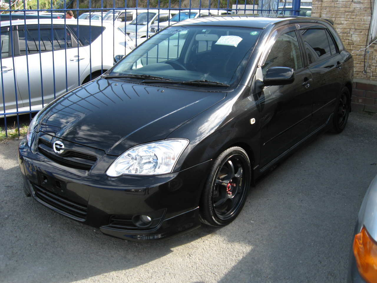 2005 toyota corolla runx photos 1 5 gasoline ff automatic for sale