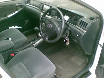 used 2006 toyota corolla runx images 1500cc gasoline ff automatic for sale. Black Bedroom Furniture Sets. Home Design Ideas