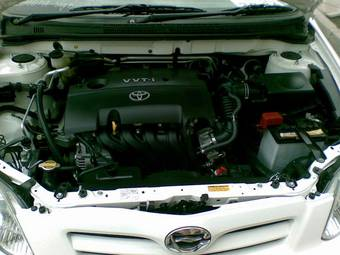 2006 toyota corolla runx pictures gasoline ff automatic for sale. Black Bedroom Furniture Sets. Home Design Ideas