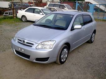 2006 toyota corolla runx photos 1 5 gasoline ff automatic for sale. Black Bedroom Furniture Sets. Home Design Ideas