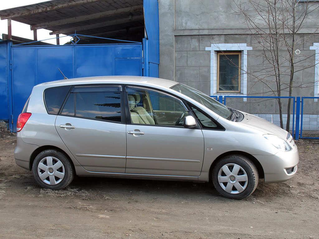 Toyota Corolla 1997 2003 Toyota Corolla Spacio For Sale, 1500cc., Gasoline, FF ...