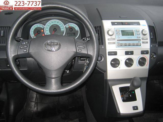 2007 toyota corolla verso for sale 1800cc gasoline ff automatic for sale. Black Bedroom Furniture Sets. Home Design Ideas