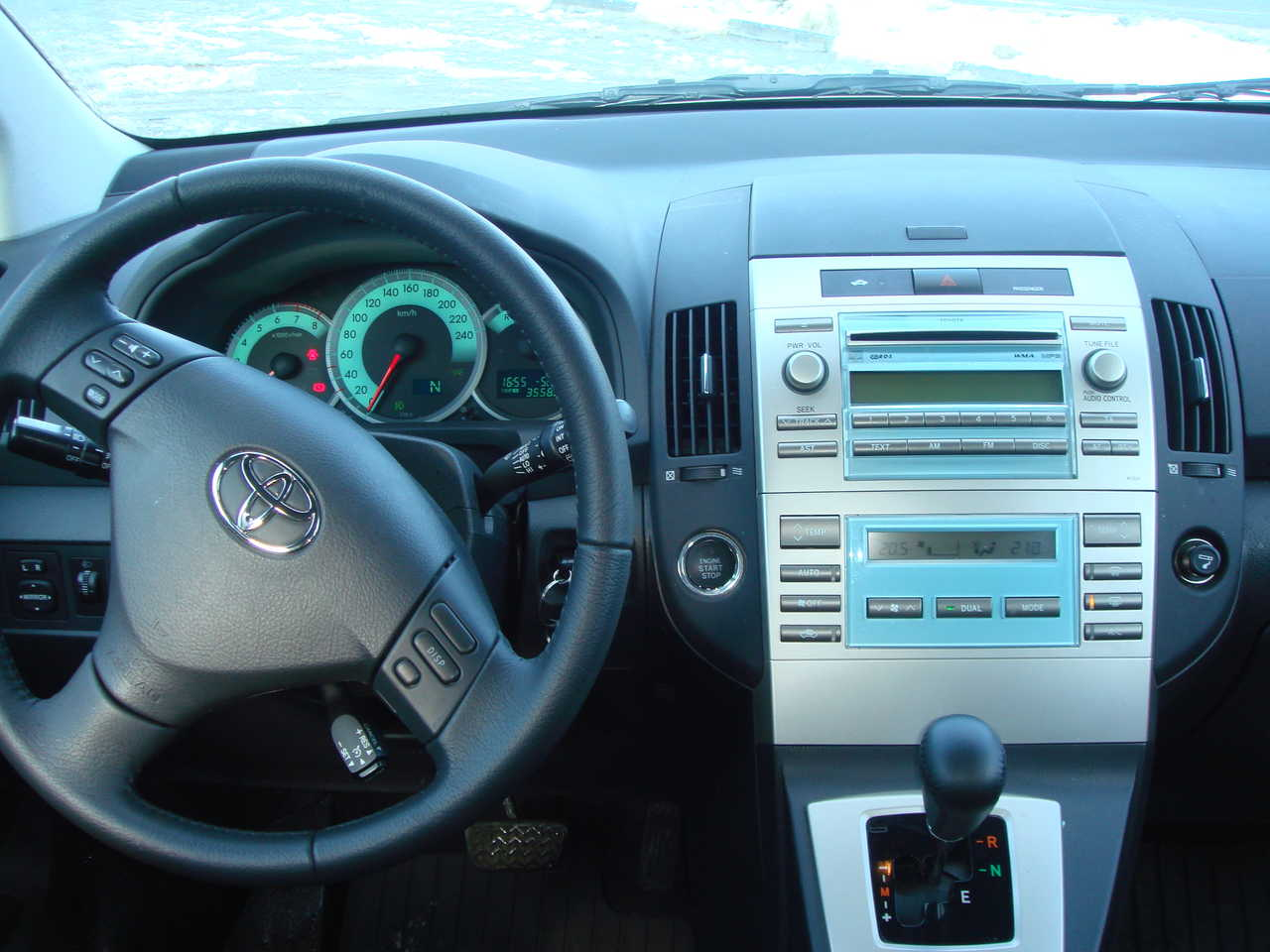 2008 toyota corolla verso wallpapers gasoline ff automatic for sale. Black Bedroom Furniture Sets. Home Design Ideas