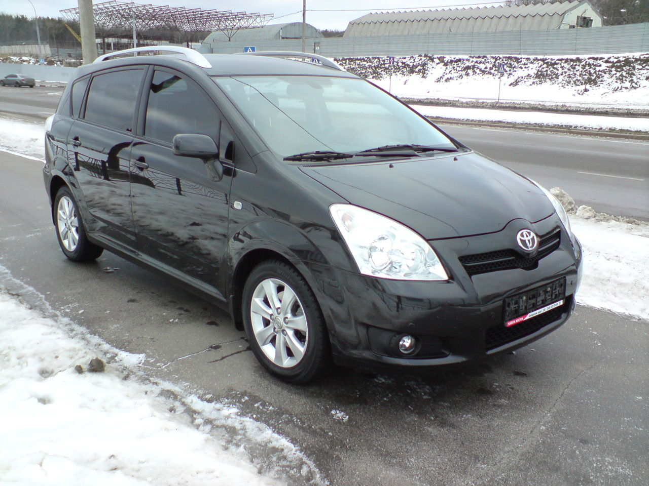 2009 toyota corolla verso pictures gasoline ff automatic for sale. Black Bedroom Furniture Sets. Home Design Ideas