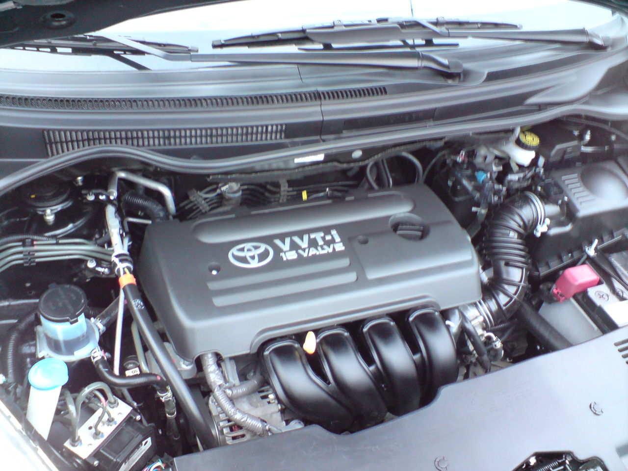 2009 Toyota Corolla Verso Images 1800cc Gasoline Ff