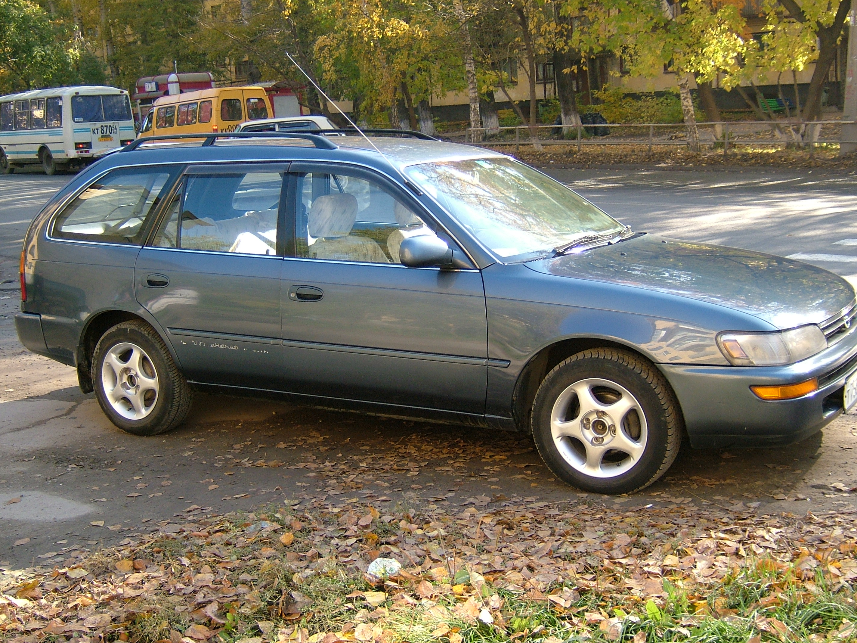 1990 toyota corolla wagon for sale