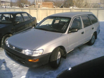 Check Engine Light Toyota Camry >> 1993 Toyota Corolla Wagon Pictures For Sale