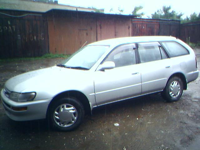 1996 toyota corolla wagon pictures 1500cc gasoline ff automatic for sale. Black Bedroom Furniture Sets. Home Design Ideas