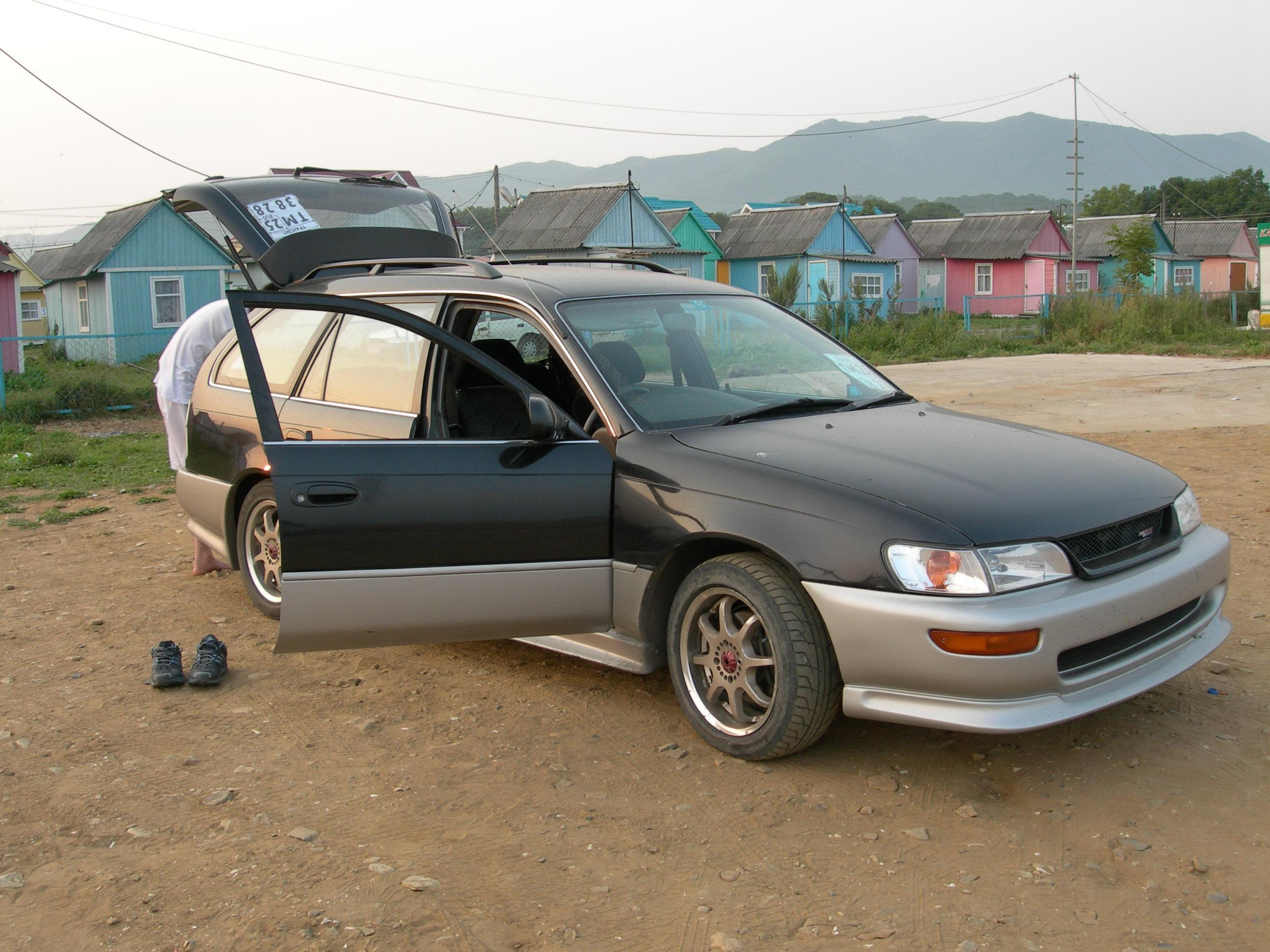 Kekurangan Toyota Corolla 1996 Tangguh