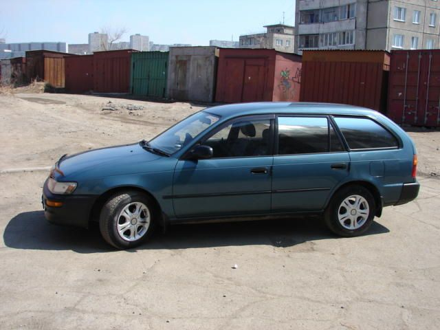 1996 toyota corolla wagon pictures. Black Bedroom Furniture Sets. Home Design Ideas