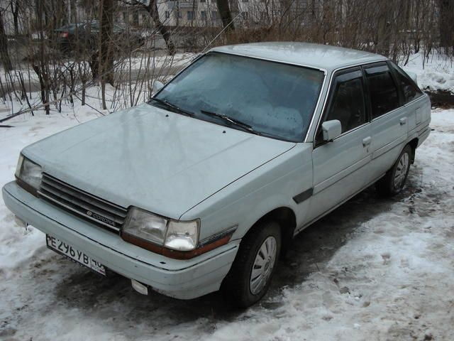 1987 Toyota Corona Pictures