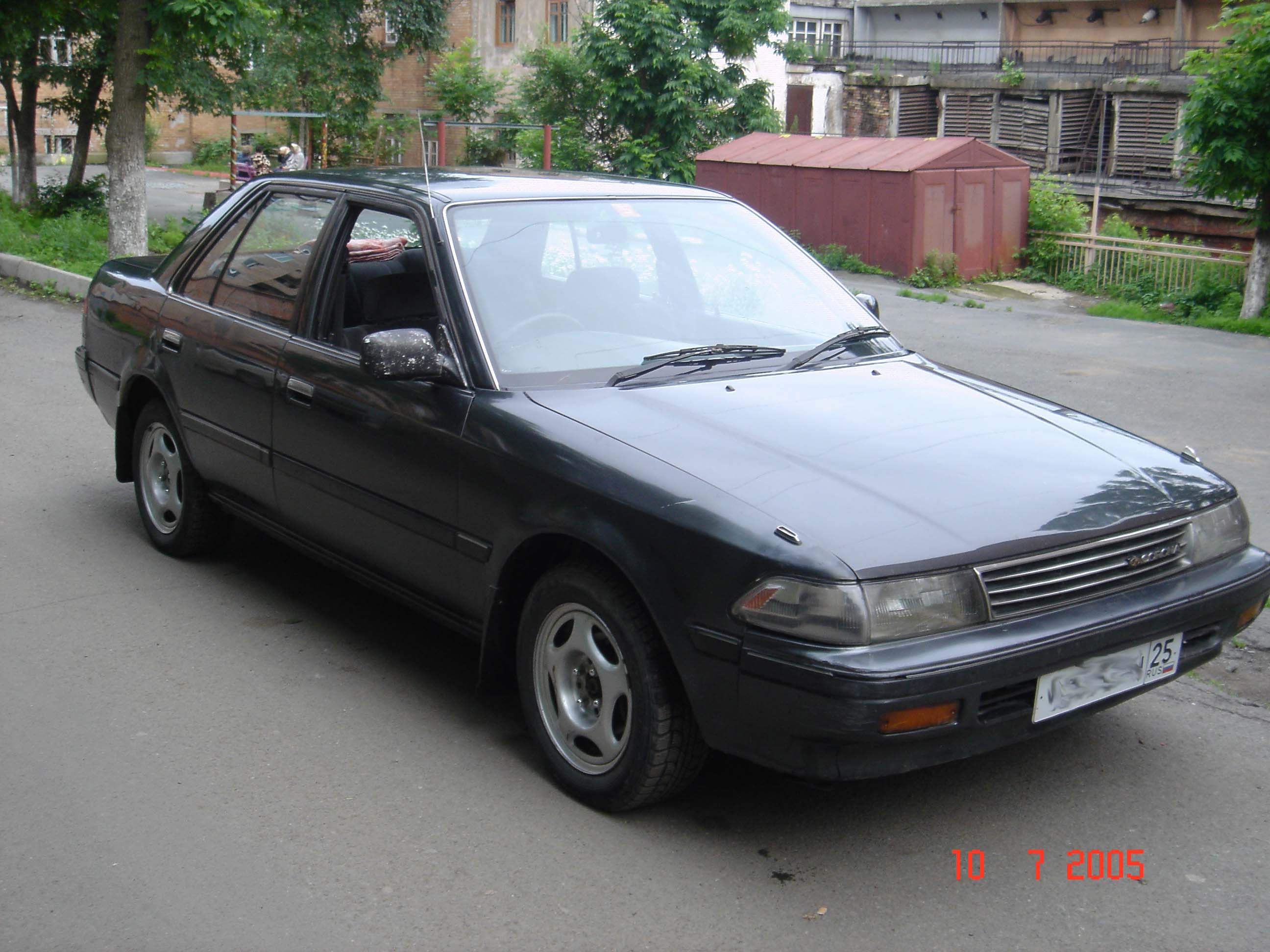 1989 toyota corona pictures 1800cc gasoline ff manual for sale rh cars directory net