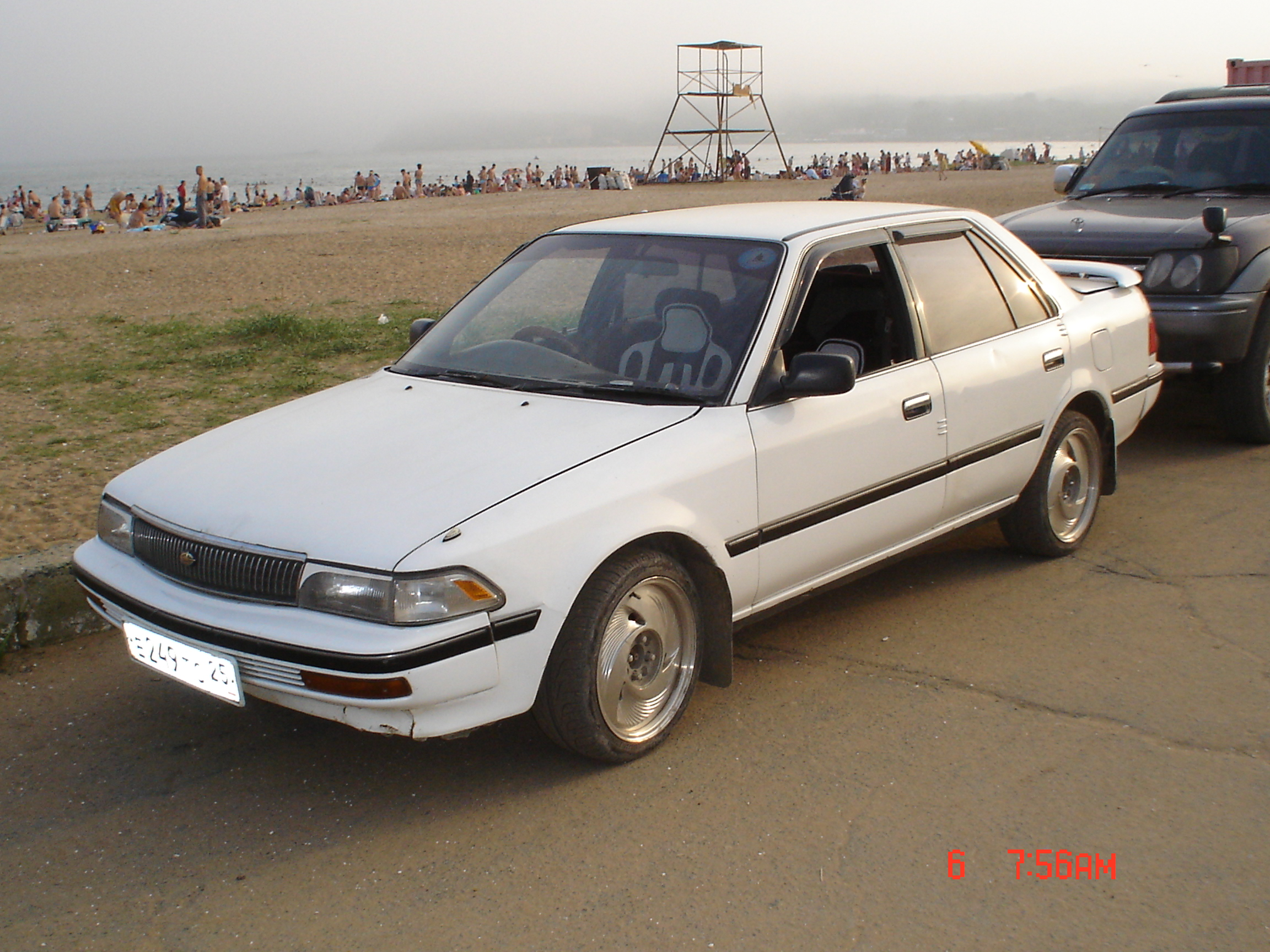 1990 Toyota Corona Pictures, 2000cc., Diesel, FF ...