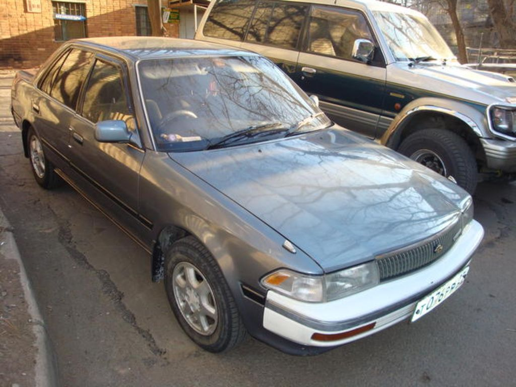 1991 Toyota Corona Pictures For Sale