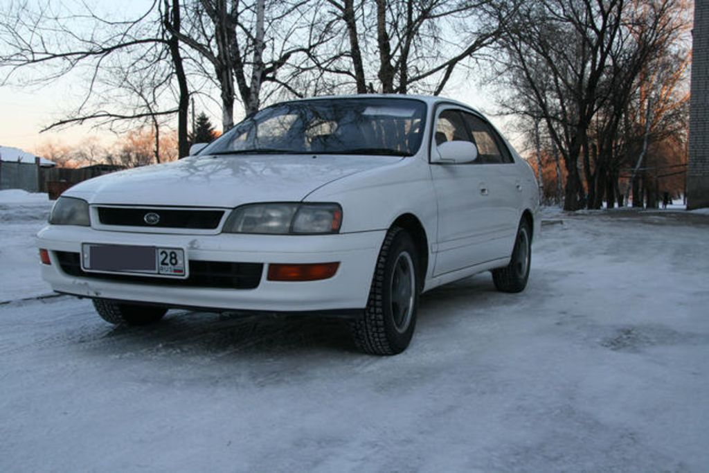 1992 Toyota Corona Pictures For Sale