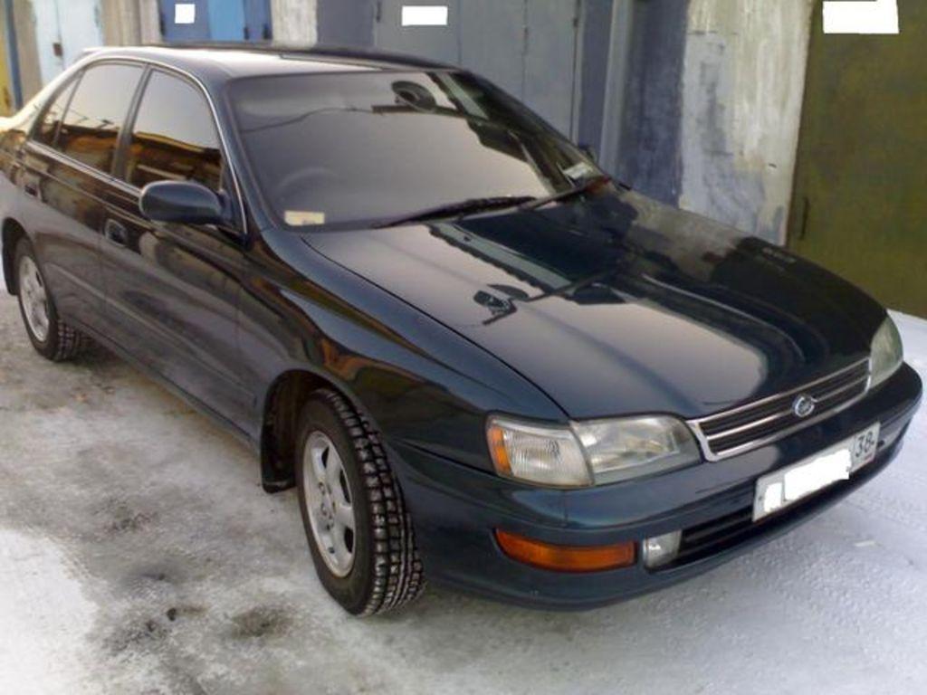 1992 Toyota Corona Pictures