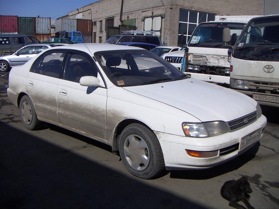 1993 Toyota Corona For Sale