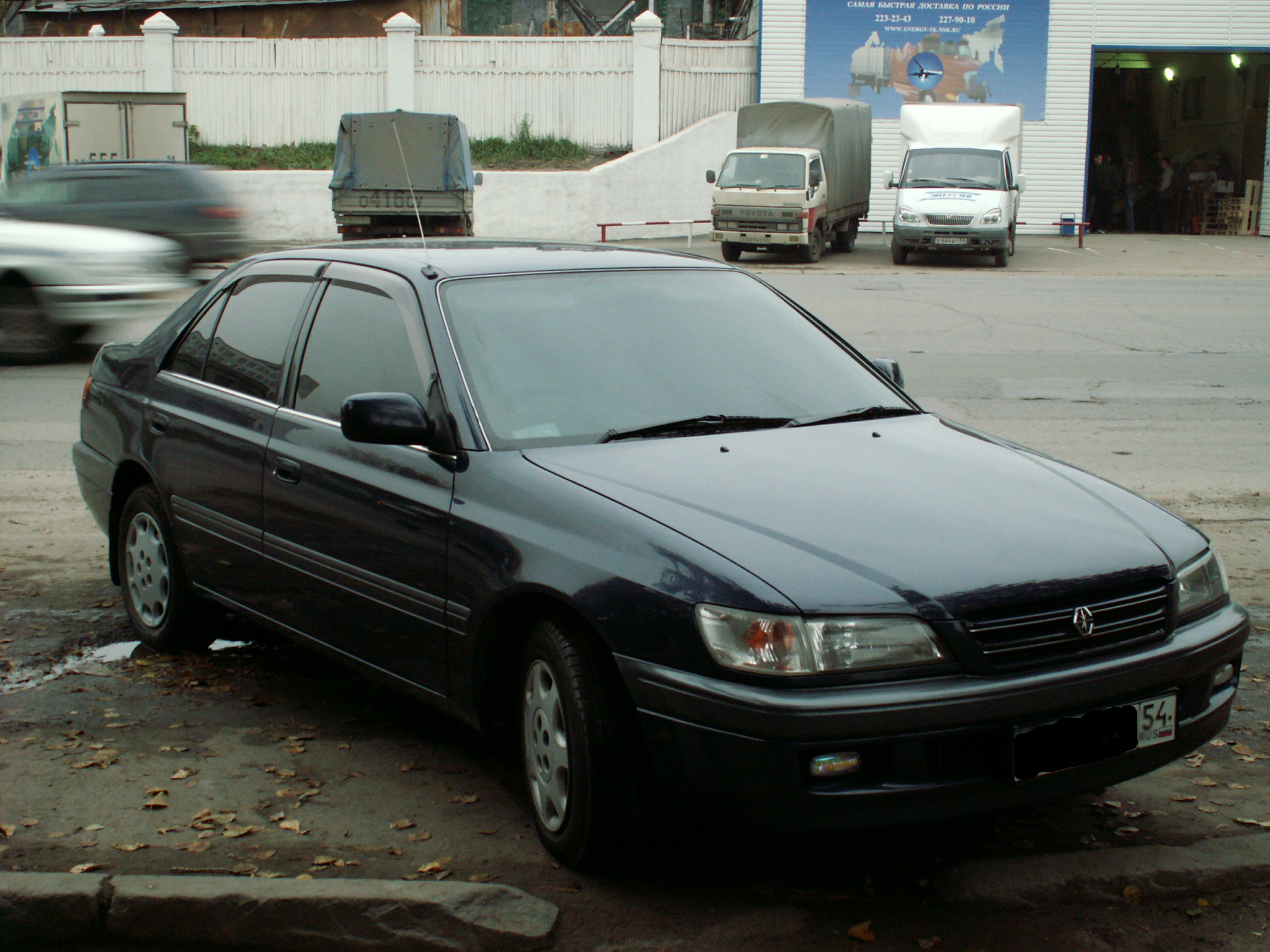 1996 Toyota Corona Pictures  1800cc   Gasoline  Ff