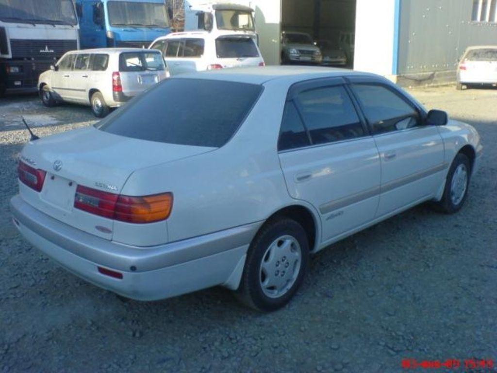 1988 Toyota Corona Premio Pictures For Sale