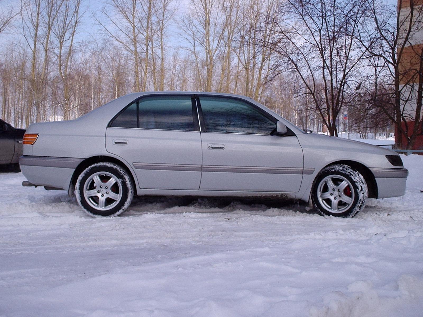1996 Toyota Corona Premio Pictures  1800cc   Gasoline  Ff