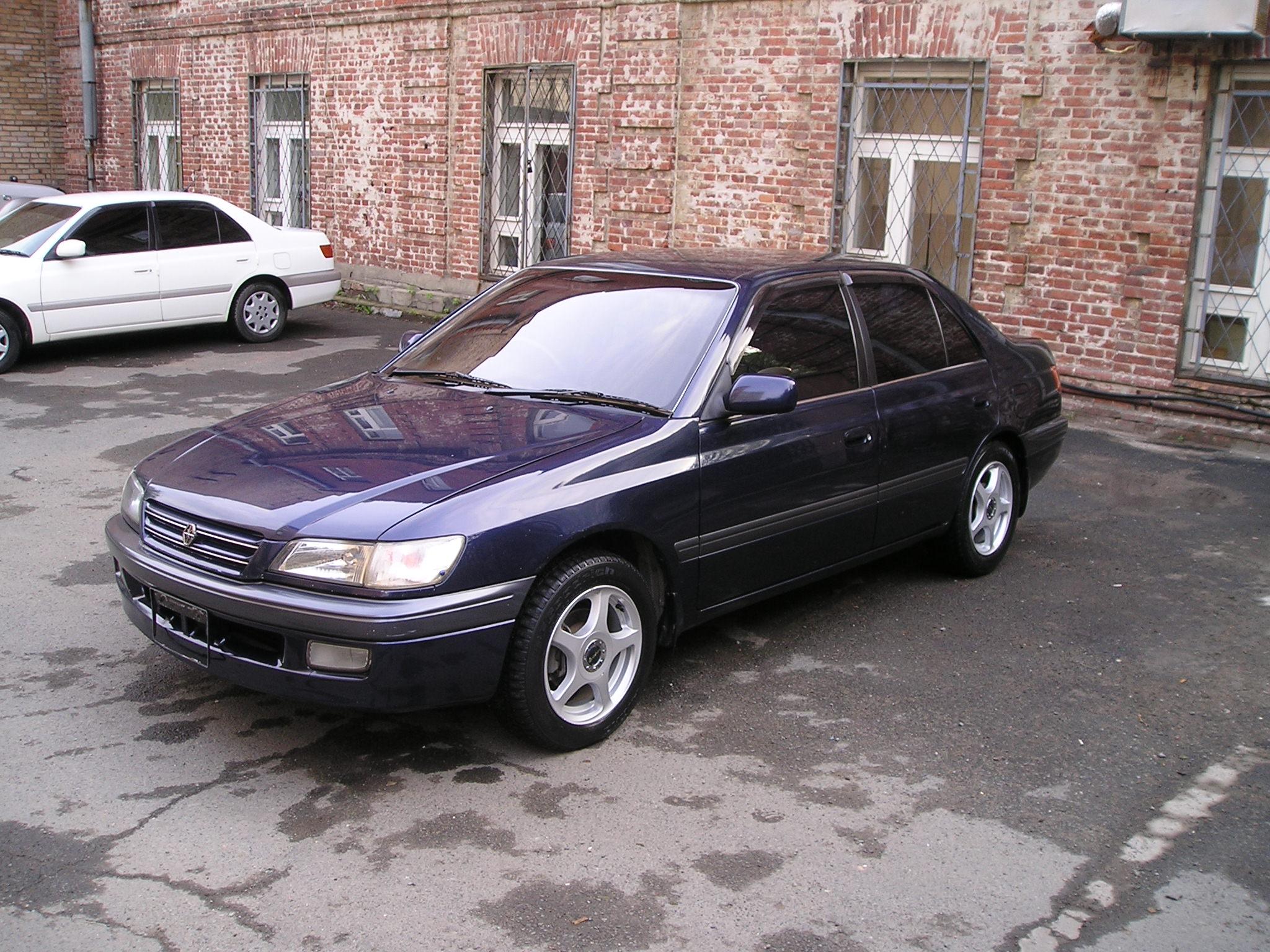 1996 Toyota Corona Premio Pictures For Sale