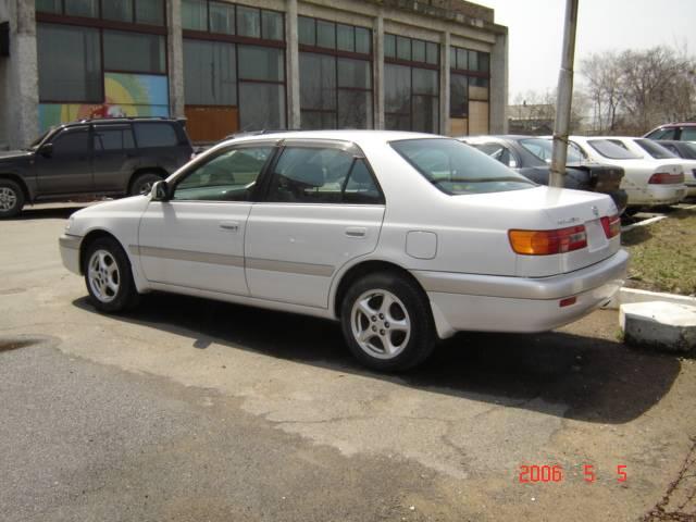1998 Toyota Corona Premio Pictures For Sale