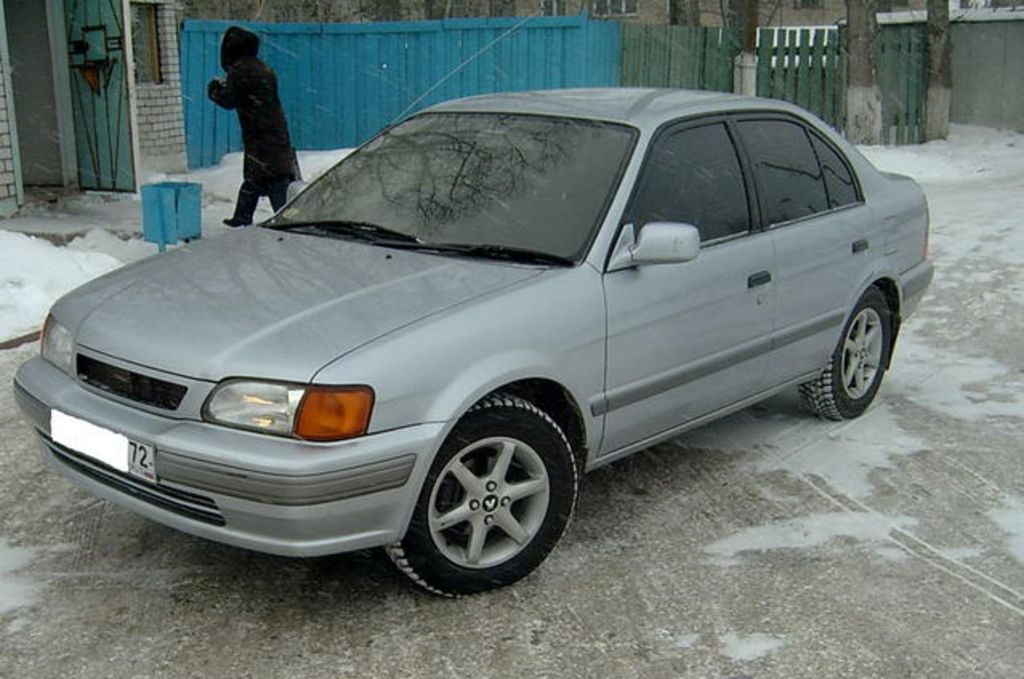 Used 1996 Toyota Corsa Pictures