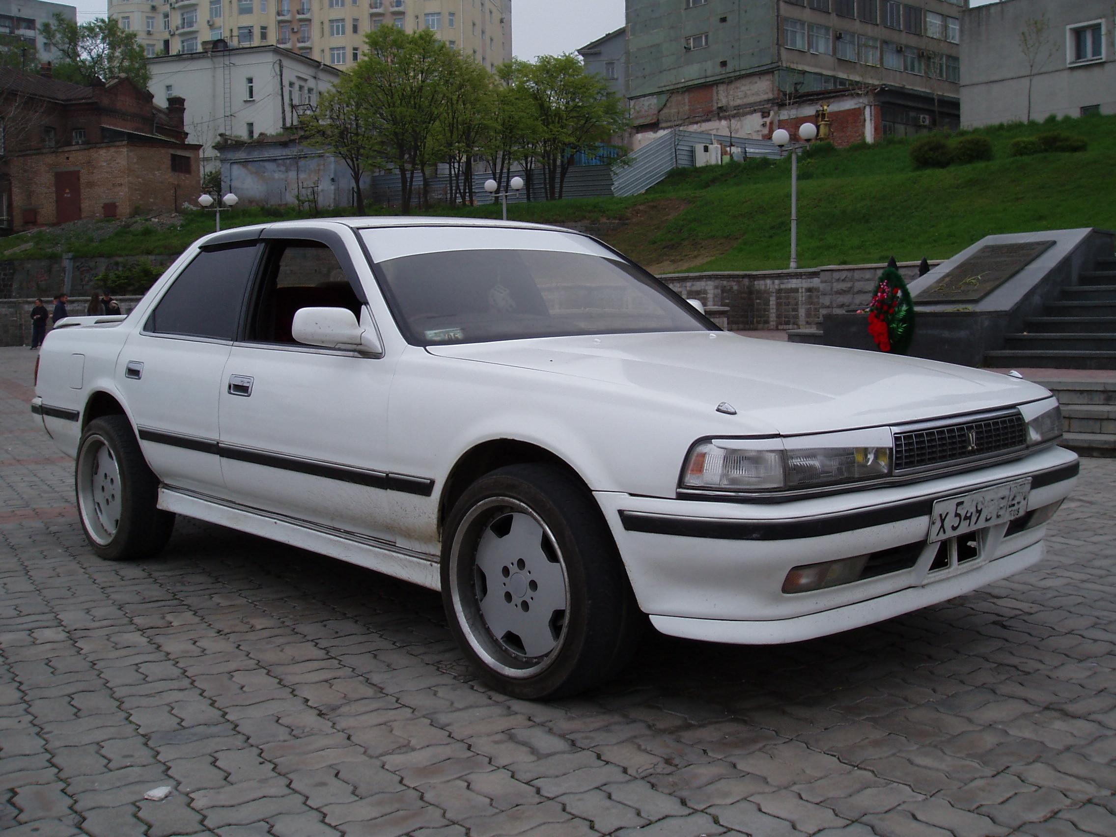 1991 Toyota Cresta Pictures 1989 Cressida Fenders