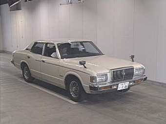 1977 Toyota Crown