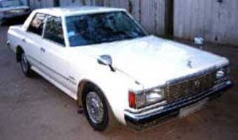 1981 Toyota Crown