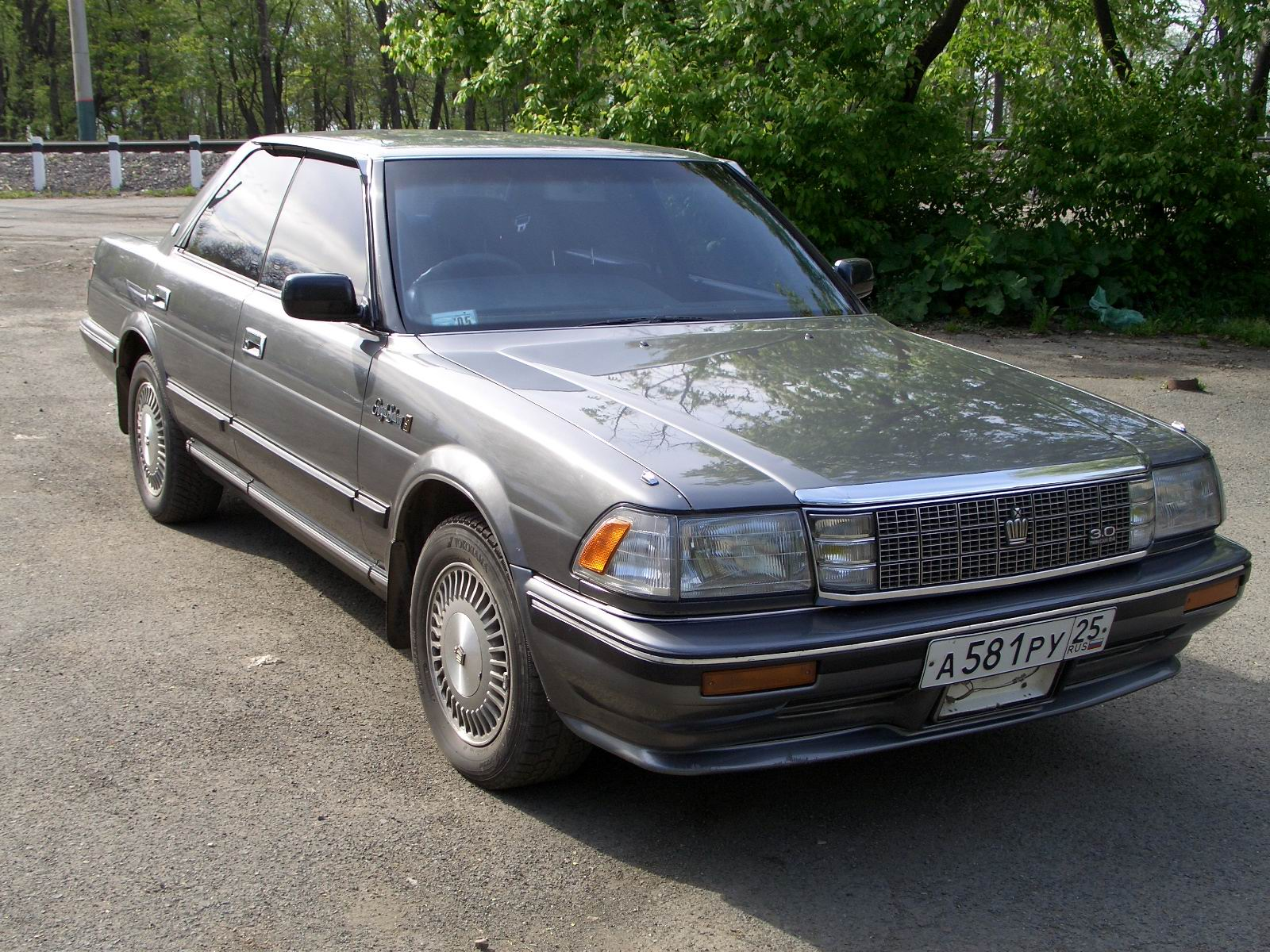 1988 toyota crown pictures 3000cc gasoline fr or rr automatic for sale. Black Bedroom Furniture Sets. Home Design Ideas