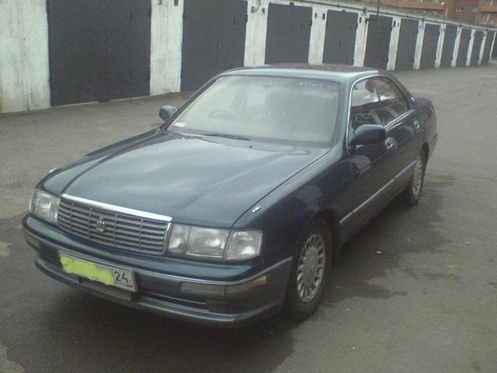 Kekurangan Toyota Crown 1995 Tangguh